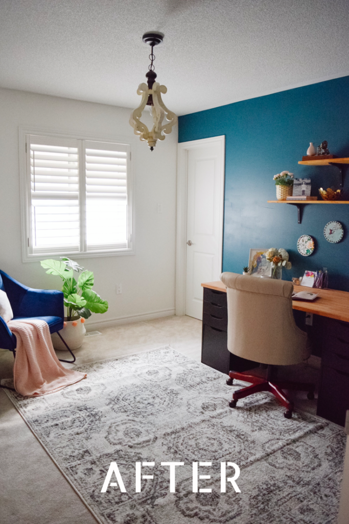 One Room Challenge Fall 2020 - Playroom Makeover