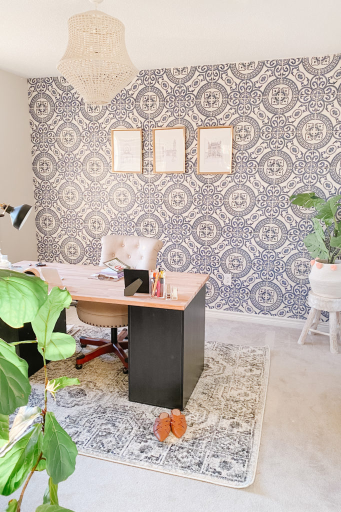 Vintage Inspired Rug Roundup - Office