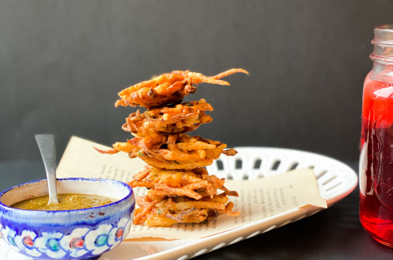 Vegetable Pakoray - My all-time favourite snack