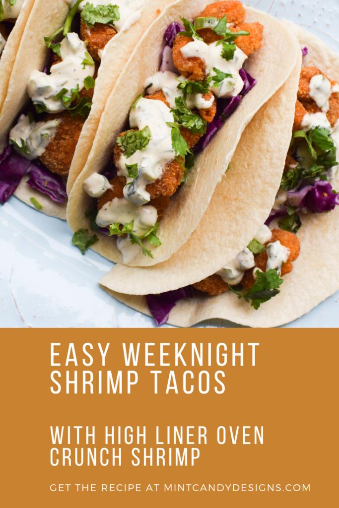 Easy Shrimp Taco's - High Liner Foods